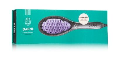 Hair Straightening Ceramic Brush