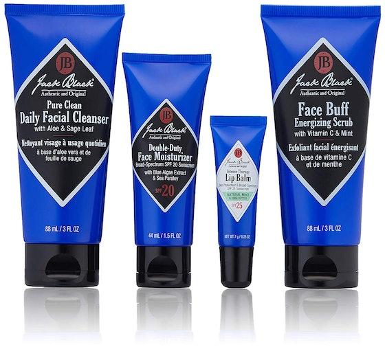 Jack Black Skin Care For Men