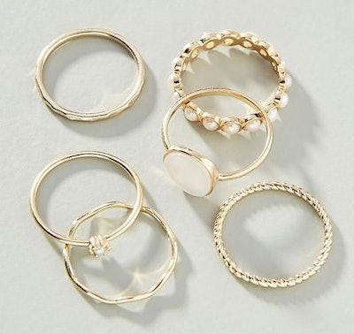 Teresa Stacking Ring Set