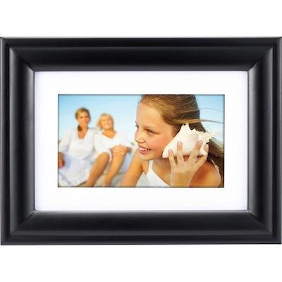 Digital Frame with Mat Black - Polaroid™