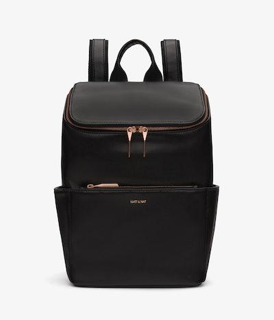 BRAVE Backpack (Black Rose Gold)