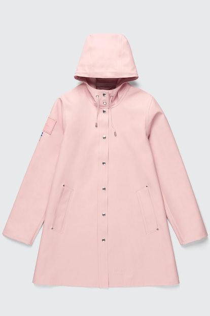 Stutterheim x Marc Jacobs The Raincoat Pale Pink