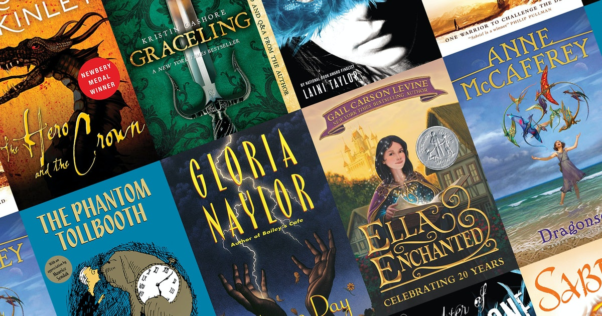 24 Fantasy Authors On The Books That Made Them Fall In Love With The Genre