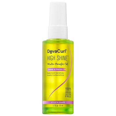 High Shine Multi-Benefit Oil