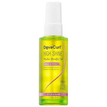High Shine Multi-Benefit Oil