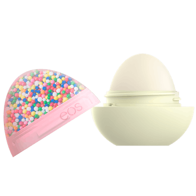 eos Sprinkle Donut Super Soft Shea Lip Balm