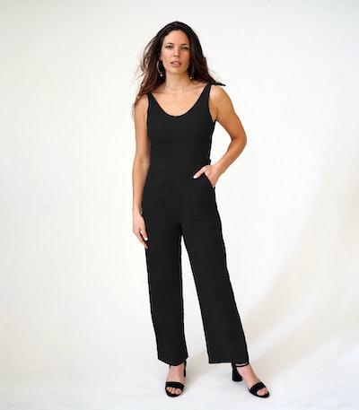 Black Rita Jumpsuit