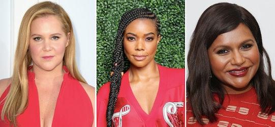 Celebrity moms: Amy Schumer, Gabrielle Union, Mindy Kaling