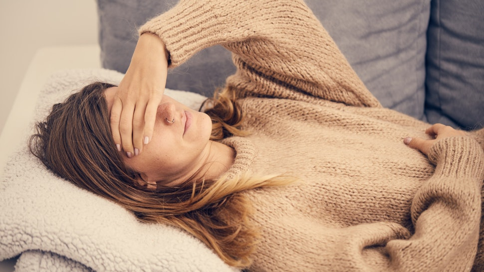Does The Flu Affect Your Mental Health? Brain Fog Can Impact