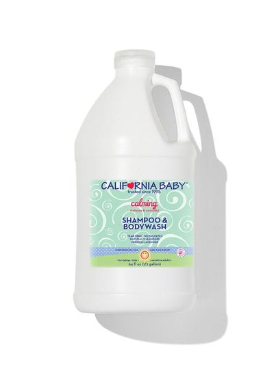 California Baby Calming Shampoo & Body Wash