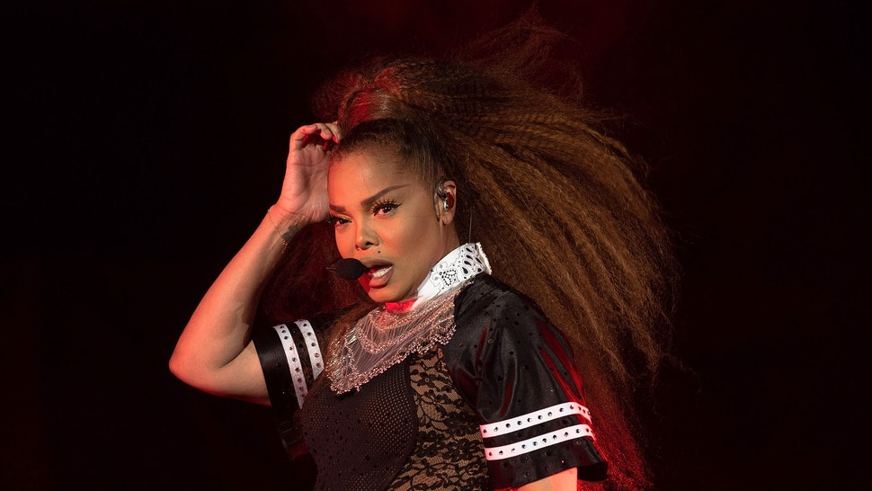 Will Janet Jackson Tour The UK? The Singer Is Performing At