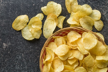 Salty foods may make your period worse.