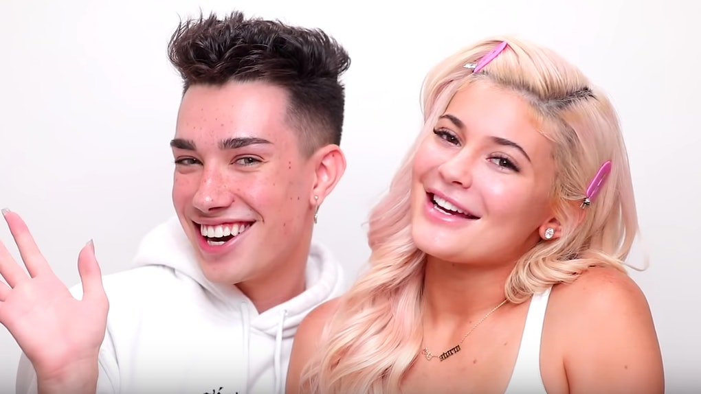 James Charles' Quotes About About Kylie Jenner Hint They're Still