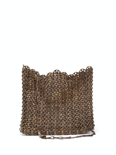 Paco Rabanne Iconic 1969 chain shoulder bag
