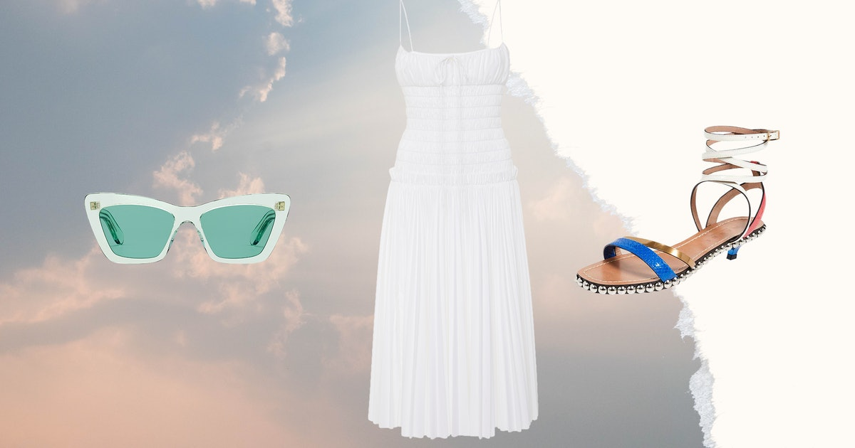 What To Wear To A Summer Rooftop Party In NYC When You're Trying To Beat The Heat