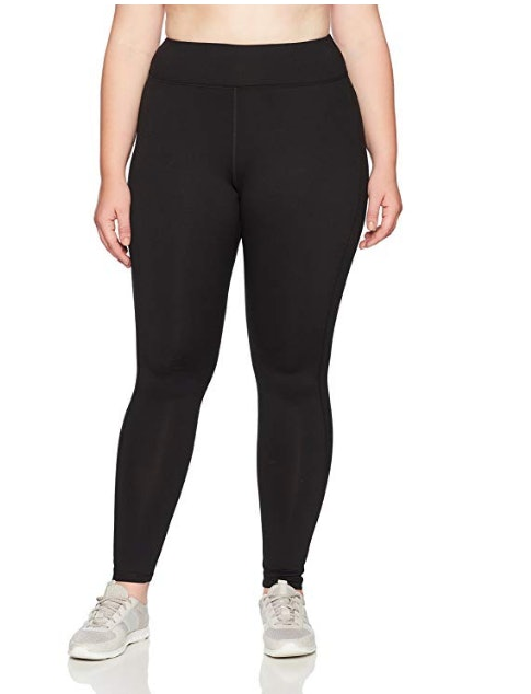 Plus Sizes  Leggings Pack of 3 Women Full Length Cotton Leggings Soft