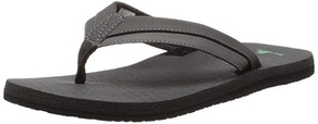 Sanuk Men's Beer Cozy Light Flip-Flop