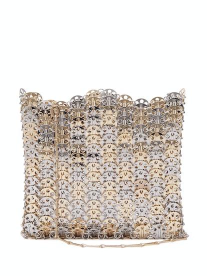 Paco Rabanne Bi-colour 1969 chain shoulder bag