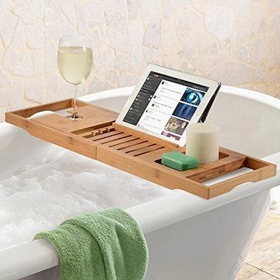 Bambüsi Bamboo Bath Caddy