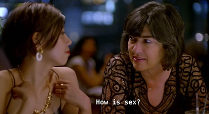 Still from Christiane Amanpour: Sex & Love Around The World