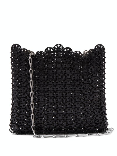 Paco Rabanne Pixel 1969 chain shoulder bag