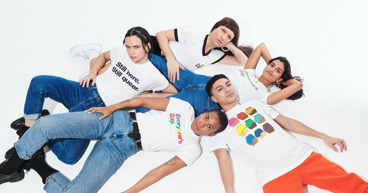 Buying American Apparel's 2019 Pride Collection Will Help Give Back To The Trans-Cosmetic Donation Drive