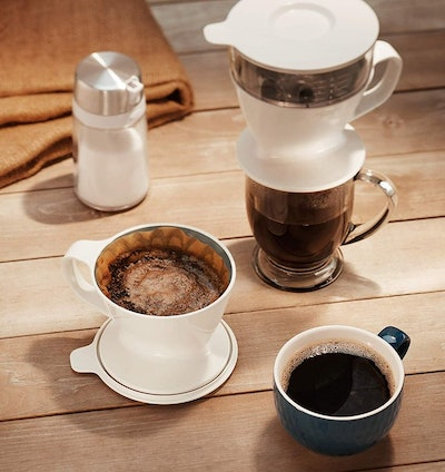 OXO Brew Single Serve Pour-Over Coffee Maker
