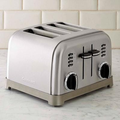 Cuisinart 4-Slice Metal Classic Toaster