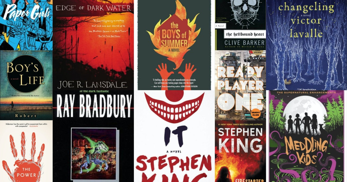 12 Books To Read If You Like 'Stranger Things' & Can't Wait For Season 3