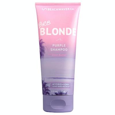 BRB Blonde Purple Shampoo
