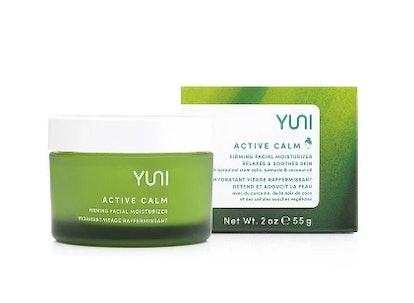 YUNI Beauty Active Calm Firming Facial Moisturizer - 2oz.