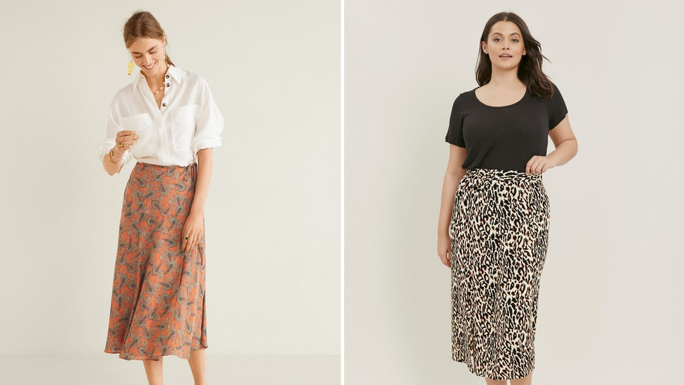 a906f4c99 The 9 Best Printed Midi Skirts Available In The UK, Because This Is The  Statement Piece Of Summer 2019