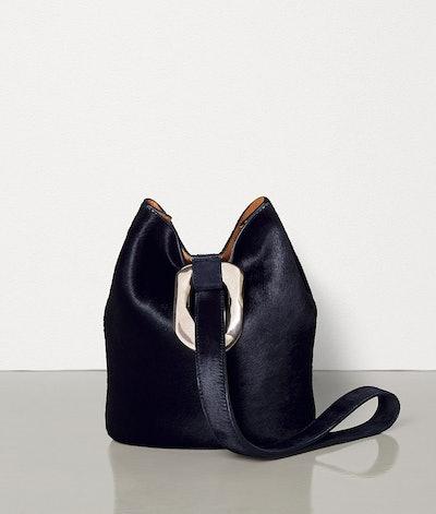 Drop Bag in Hair Calf