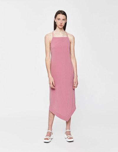 Cross Back Slip Dress