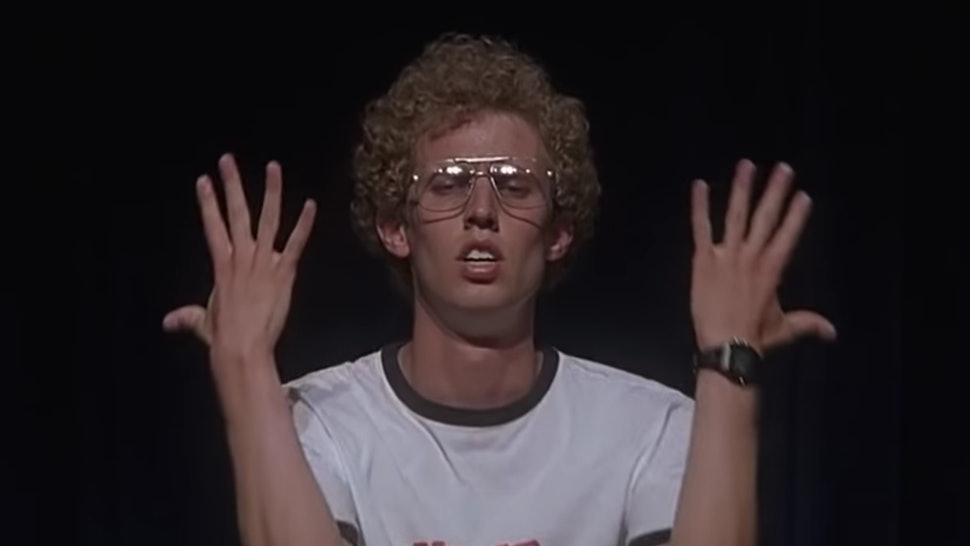 How 'Napoleon Dynamite's Iconic Dance Scene Came To Be, According To