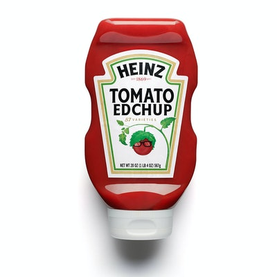 Heinz Edchup Ketchup