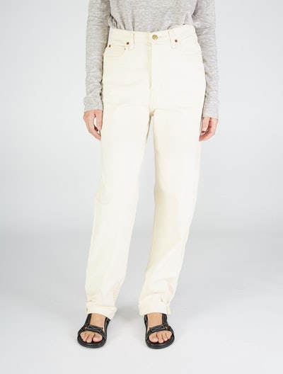 Claude High Slouch Jean in Clair Wash