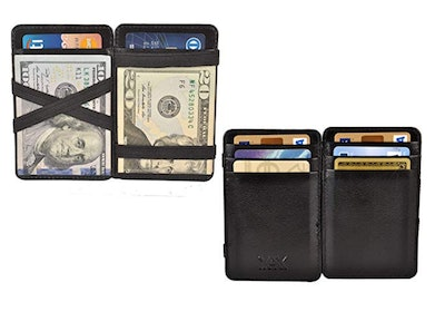 XAX RFID Blocking Magic Wallet