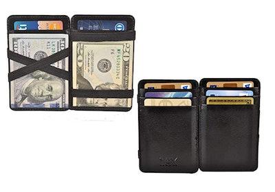 XAX RFID Blocking Magic Wallet