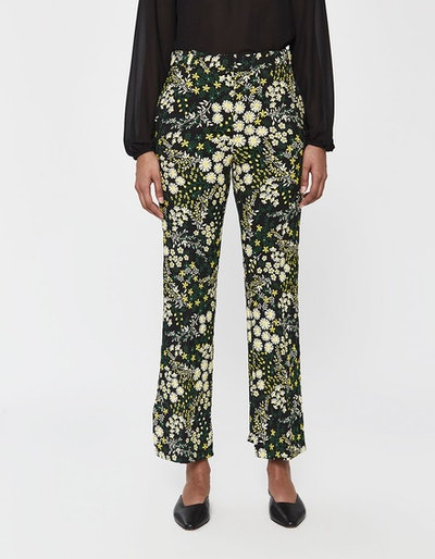 Paulette Floral Pants