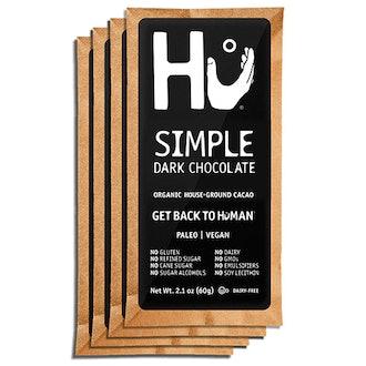 Simple Dark Chocolate (4 Pack)