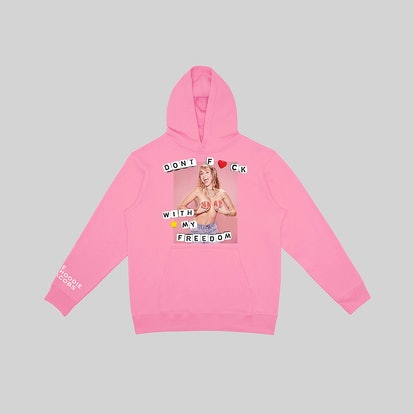 Miley Cyrus x Marc Jacobs THE Charity Hoodie
