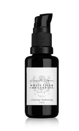 White Tiger CBD Luxe Oil
