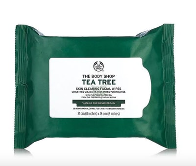 Tea Tree Skin Clearing Facial Wipes
