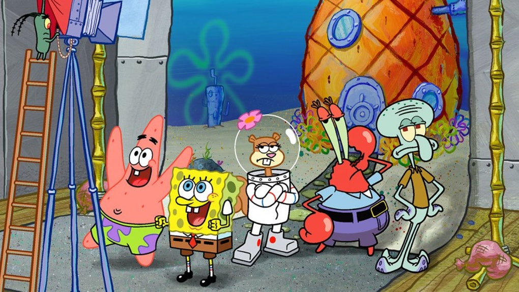 A 'Spongebob' Prequel Series Is Officially Coming To An Ocean Near You