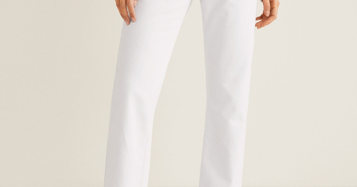 The Best White Jeans To Buy This Summer, According To Influencers