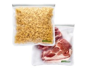 Envirogen Reusable Storage Gallon Bags (2-Pack)