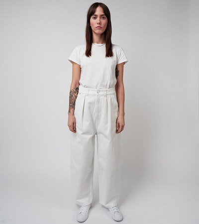 Vanessa Pants in Vintage White