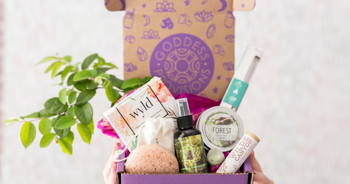 Goddess Provisions' Monthly Subscription Boxes Bring The Divine Feminine Right To Your Doorstep