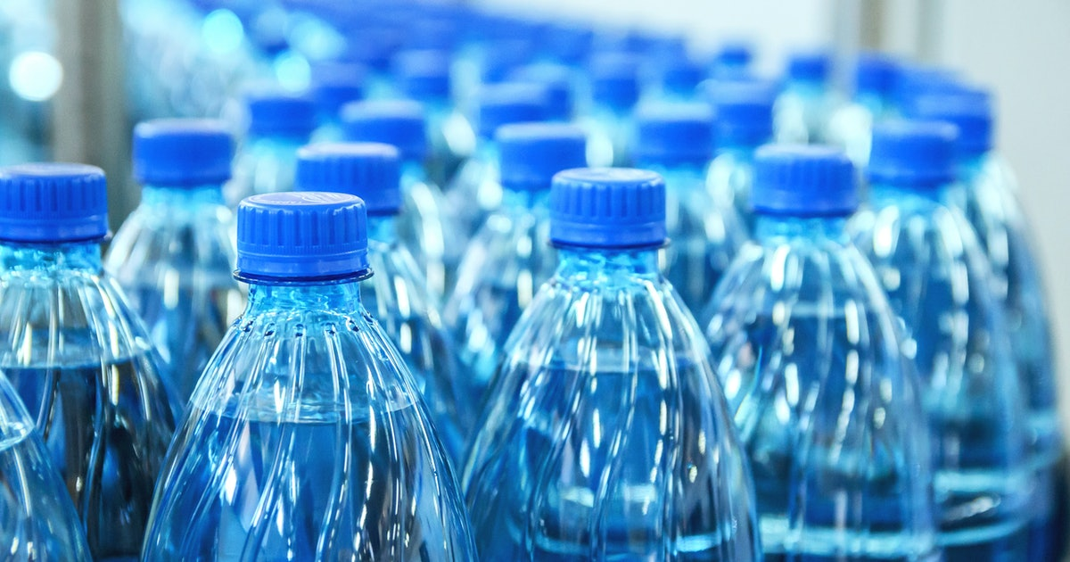 Microplastics in bottled water contribute to drinkers consuming an additional 90,000 particles per year